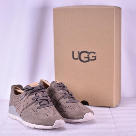 c0d19098553 Women's UGG Tye Trainer Sneakers Slate (11E)